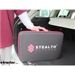 Stealth Hitches Ball Mount and Receiver Attachments Carrying Case Review