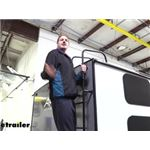 Stromberg Carlson RV Exterior Ladder with Hinges Review