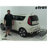 Surco Products  Hitch Cargo Carrier Review - 2016 Kia Soul
