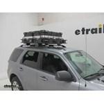 Surco Safari Rooftop Cargo Basket Review