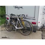 Swagman Around the Spare Deluxe Bike Rack Review