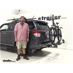 Swagman Hitch Bike Racks Review - 2012 Toyota 4Runner