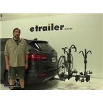 Swagman  Hitch Bike Racks Review - 2013 Hyundai Santa Fe