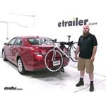 Swagman Trailhead Hitch Bike Rack Review - 2014 Chevrolet Malibu