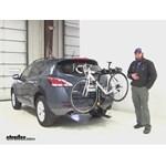 Swagman  Hitch Bike Racks Review - 2014 Nissan Murano