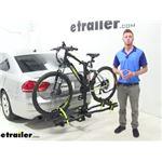 Swagman Hitch Bike Racks Review - 2014 Volkswagen Passat