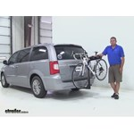 Swagman  Hitch Bike Racks Review - 2015 Chrysler Town and Country