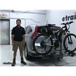 Swagman  Hitch Bike Racks Review - 2015 Honda CR-V