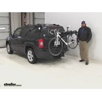 Swagman  Hitch Bike Racks Review - 2015 Jeep Patriot