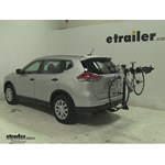 Swagman  Hitch Bike Racks Review - 2016 Nissan Rogue