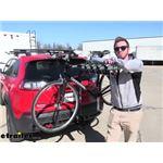 Swagman Hitch Bike Racks Review - 2017 Jeep Cherokee
