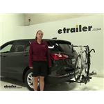 Swagman  Hitch Bike Racks Review - 2018 Chevrolet Equinox