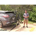 Swagman Hitch Bike Racks Review - 2018 Nissan Murano