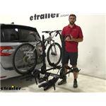 Swagman Hitch Bike Racks Review - 2019 Honda Odyssey