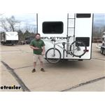 Swagman Hitch Bike Racks Review - 2020 Grand Design Reflection Fifth Wheel