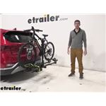 Swagman Hitch Bike Racks Review - 2020 Hyundai Santa Fe