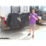 Swagman Trailer Hitch Bike Racks Horizontal Style 2 Bike Bag Review