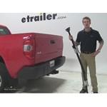 Swagman Pick Up Truck Bed Bike Racks Review - 2015 Toyota Tundra