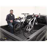 Swagman Pick-Up Truck Bed Bike Rack Review