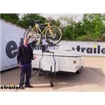 Swagman Straddler A-Frame Trailer 2-Bike Carrier Review