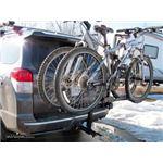 Swagman Traveler XCS Bike Rack For Ball Mounts Review