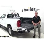 Swagman Truck Bed Bike Racks Review - 2015 Chevrolet Colorado