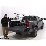 Swagman Truck Bed Bike Racks Review - 2019 Toyota Tacoma