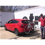 Swagman XTC-2 Hitch Bike Racks Review - 2013 Ford Focus