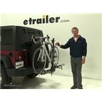 Swagman XTC-2 Hitch Bike Racks Review - 2013 Jeep Wrangler Unlimited