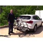 Swagman XTC-2 Hitch Bike Racks Review - 2019 BMW X3