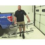 Swagman XTC4 Hitch Bike Racks Review - 2013 Ford F-150