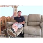 Thomas Payne Heritage Dual Reclining RV Loveseat Review