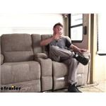 Thomas Payne Heritage Dual Reclining RV Loveseat with Console Review