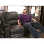 Thomas Payne Seismic Dual Power Reclining RV Loveseat Review
