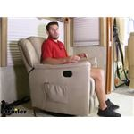 Thomas Payne Swivel Glider RV Recliner Review and Installation