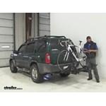 Thule  Hitch Bike Racks Review - 2001 Nissan Xterra