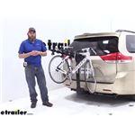Thule Hitch Bike Racks Review - 2011 Toyota Sienna