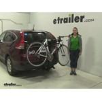 Thule  Hitch Bike Racks Review - 2014 Honda CR-V