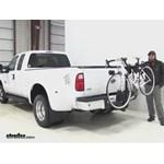 Thule  Hitch Bike Racks Review - 2016 Ford F-350 Super Duty