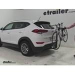 Thule  Hitch Bike Racks Review - 2016 Hyundai Tucson