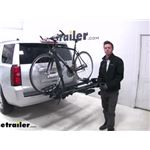 Thule Hitch Bike Racks Review - 2018 Chevrolet Tahoe