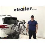 Thule Hitch Bike Racks Review - 2019 Subaru Forester