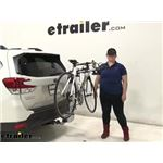 Thule Hitch Bike Racks Review - 2019 Subaru Forester