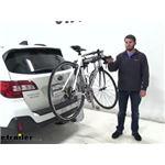 Thule Hitch Bike Racks Review - 2019 Subaru Outback Wagon