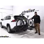 Thule Hitch Bike Racks Review - 2019 Toyota RAV4