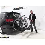 Thule Hitch Bike Racks Review - 2020 Chrysler Pacifica