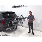 Thule Hitch Bike Racks Review - 2020 Kia Telluride