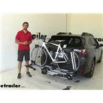 Thule Hitch Bike Racks Review - 2020 Subaru Outback Wagon