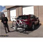 Thule Hitch Bike Racks Review - 2020 Toyota RAV4