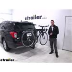 Thule Hitching Post Pro Hitch Bike Racks Review - 2020 Ford Explorer